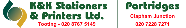 K&K Stationers & Printers Ltd